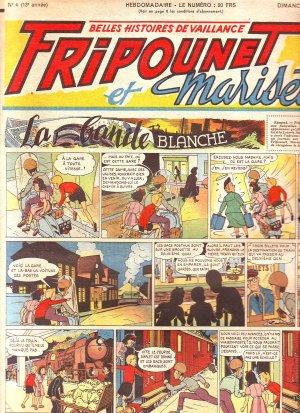 Fripounet Marisette édition 1953