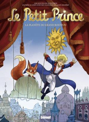 Le petit prince (Dorison) T.14