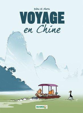 Voyage en Chine édition simple