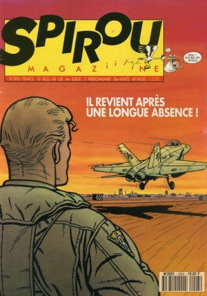 Album Spirou (recueil) # 2903