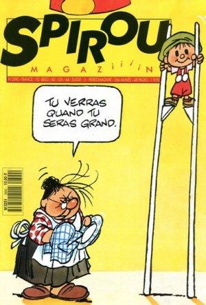 Album Spirou (recueil) # 2890