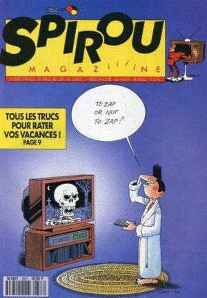 Album Spirou (recueil) # 2887