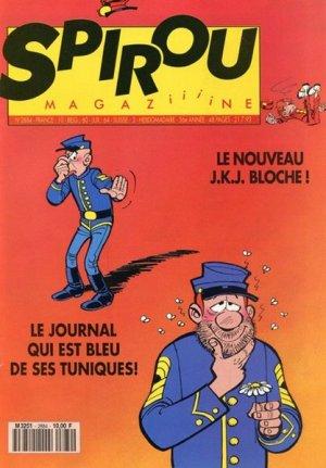 Le journal de Spirou # 2884