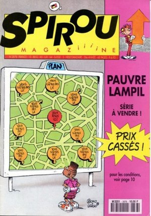 Album Spirou (recueil) # 2878