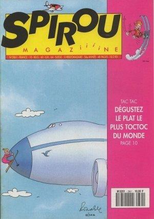 Album Spirou (recueil) # 2861