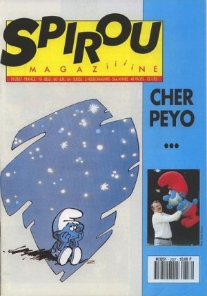 Album Spirou (recueil) # 2857