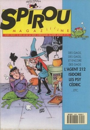 Le journal de Spirou 2859 - 2859
