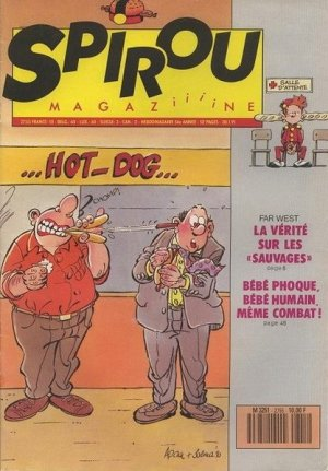 Album Spirou (recueil) # 2755