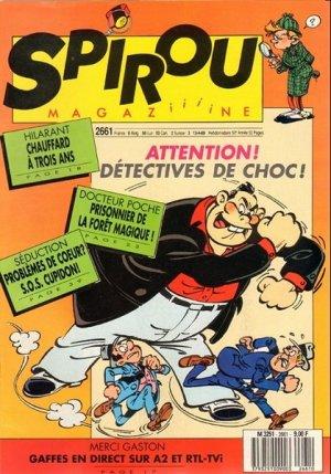 Album Spirou (recueil) # 2661