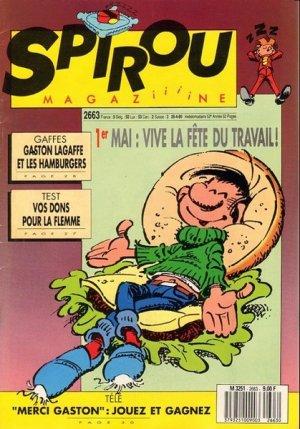 Album Spirou (recueil) # 2663