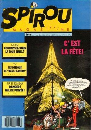 Le journal de Spirou # 2665