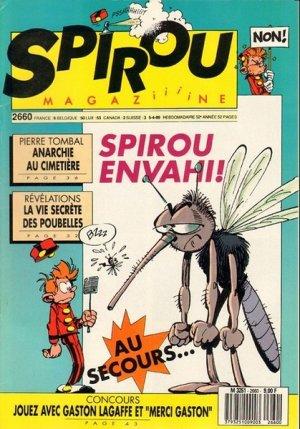 Album Spirou (recueil) # 2660