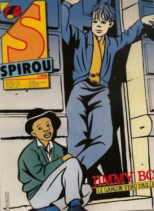 Album Spirou (recueil) # 2406