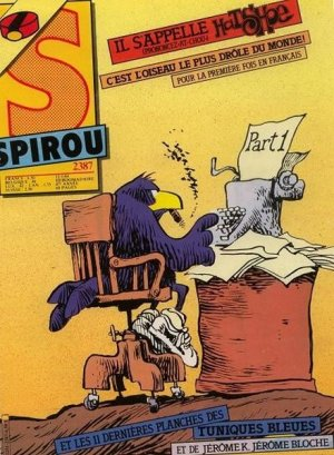 Album Spirou (recueil) # 2387