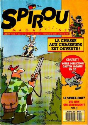 Album Spirou (recueil) # 2684