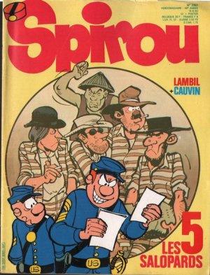 Album Spirou (recueil) # 2357