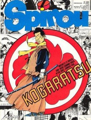 Le journal de Spirou # 2338