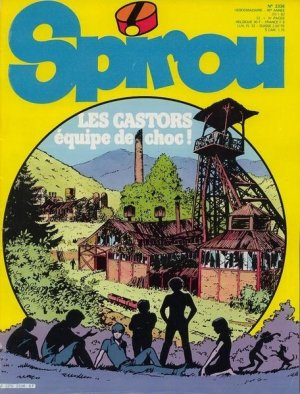 Album Spirou (recueil) # 2336
