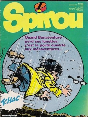 Le journal de Spirou # 2334