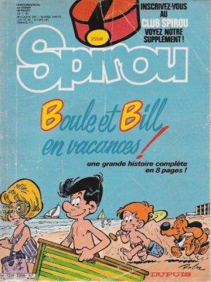 Le journal de Spirou # 2258