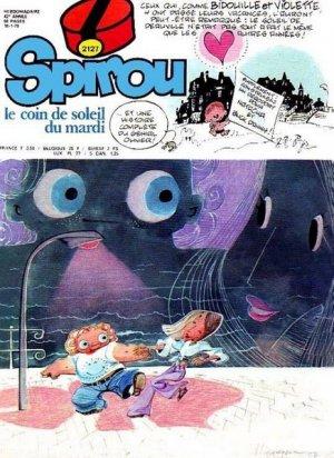 Le journal de Spirou # 2127