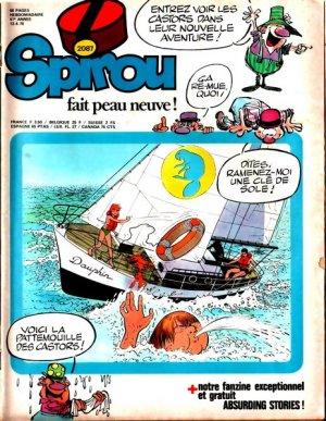 Album Spirou (recueil) # 2087