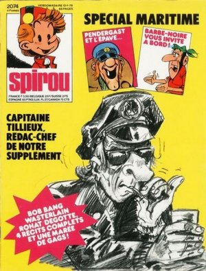 Le journal de Spirou # 2074