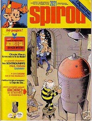 Le journal de Spirou # 2021