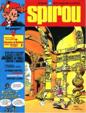 Album Spirou (recueil) # 1981