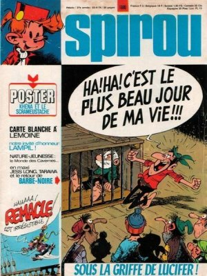 Album Spirou (recueil) # 1880