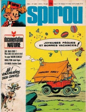 Album Spirou (recueil) # 1773