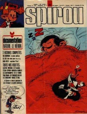 Album Spirou (recueil) # 1757