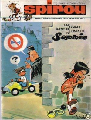 Album Spirou (recueil) # 1744