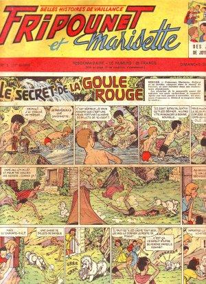 Fripounet Marisette édition 1957