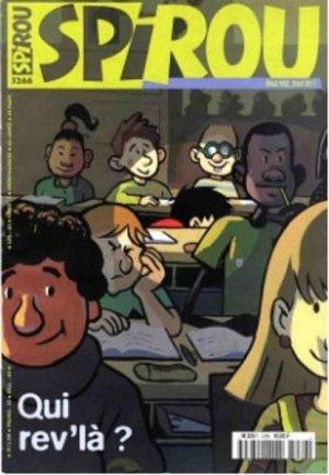 Le journal de Spirou # 3266