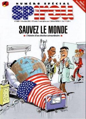 Le journal de Spirou # 3889