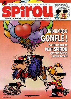 Album Spirou (recueil) # 3890