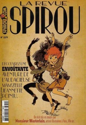 Le journal de Spirou # 3379