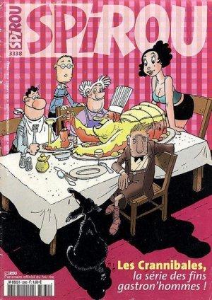 Album Spirou (recueil) # 3338