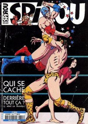 Album Spirou (recueil) # 3343