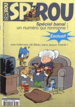 Le journal de Spirou # 3357