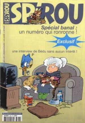 Album Spirou (recueil) # 3357