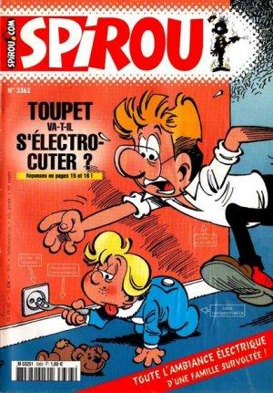 Album Spirou (recueil) # 3363