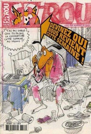 Le journal de Spirou # 3326