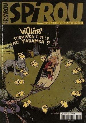 Album Spirou (recueil) # 3332
