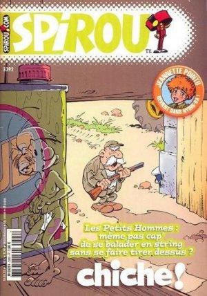 Le journal de Spirou # 3392