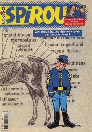 Album Spirou (recueil) # 3411