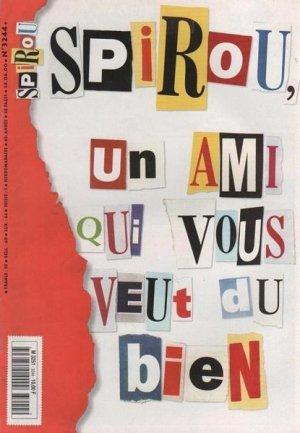 Le journal de Spirou # 3244