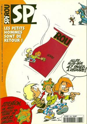 Le journal de Spirou # 3236