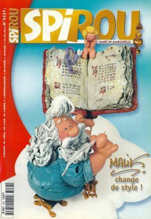 Le journal de Spirou # 3237